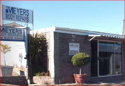 Meyer's Motor Metal Works