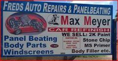 Freds Auto Repairs and Panelbeaters