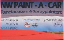 NW Paint-A-Car