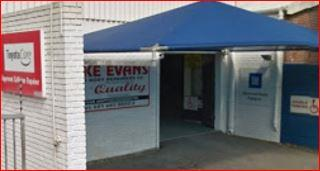 Mike Evans Auto Body Repairers