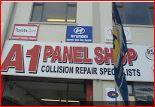 A1 Panel & Spray Shop