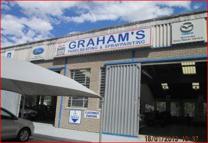 Graham's Spray Works & Panelbeaters