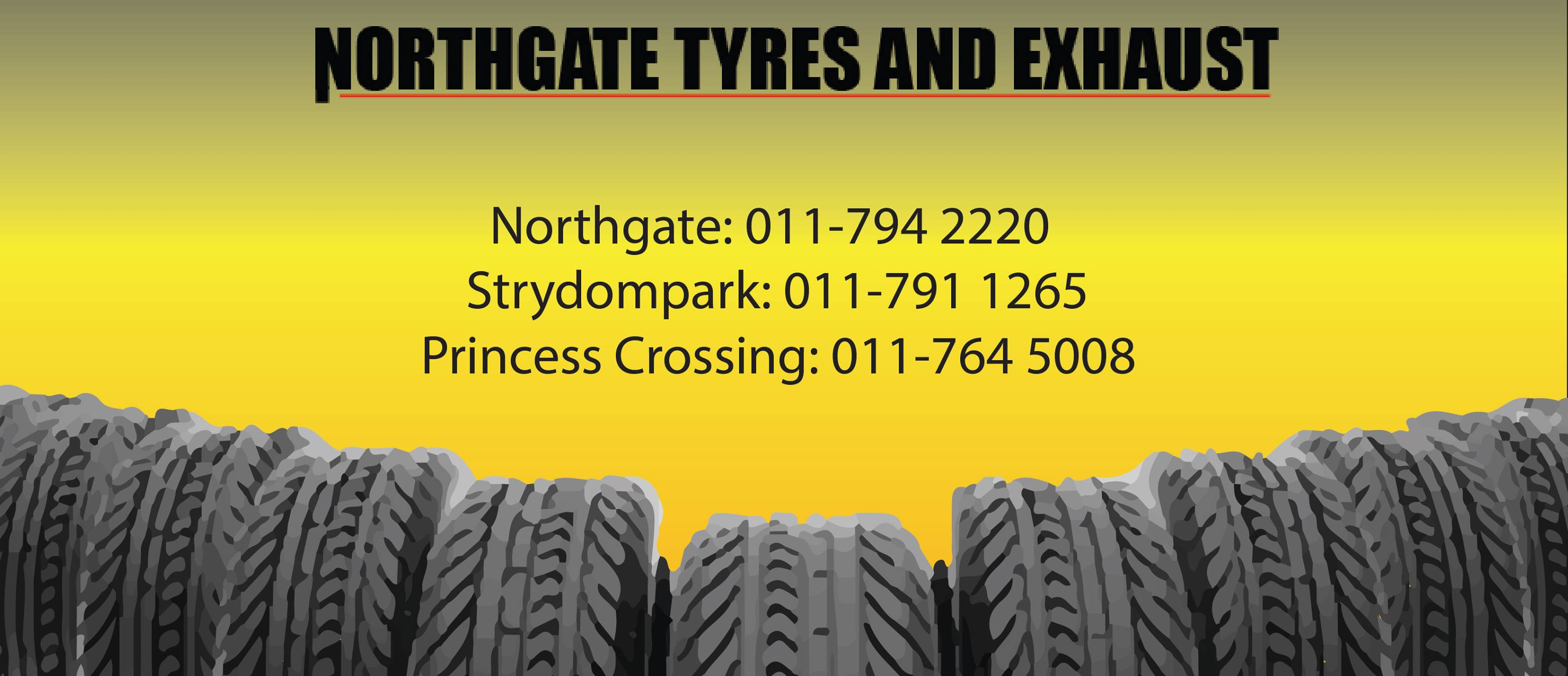 NORTHGATE TYRE AND EXHAUST (PTY) LTD