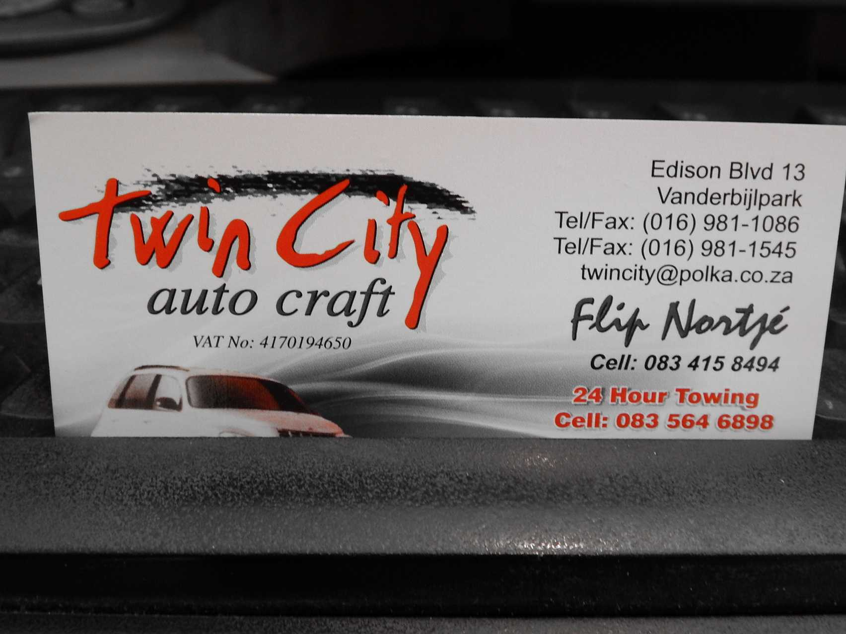 Twin City Auto Craft