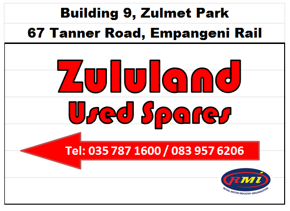 Zululand Used Spares