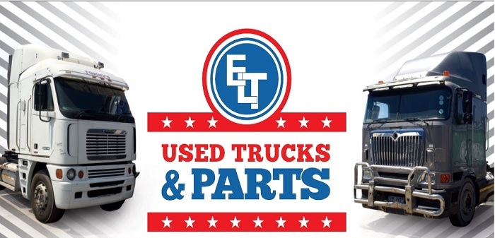 ELT Used Truck Parts