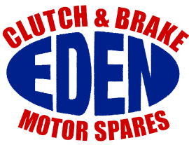 Clutch and brake Eden Motor Spares