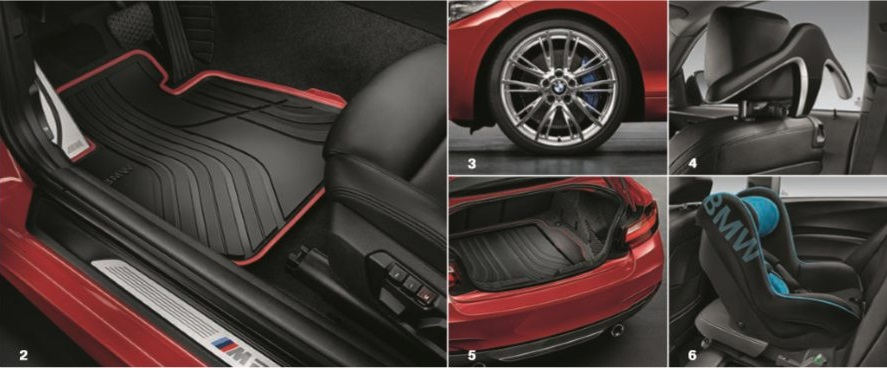 BMW Accessories Catalogue