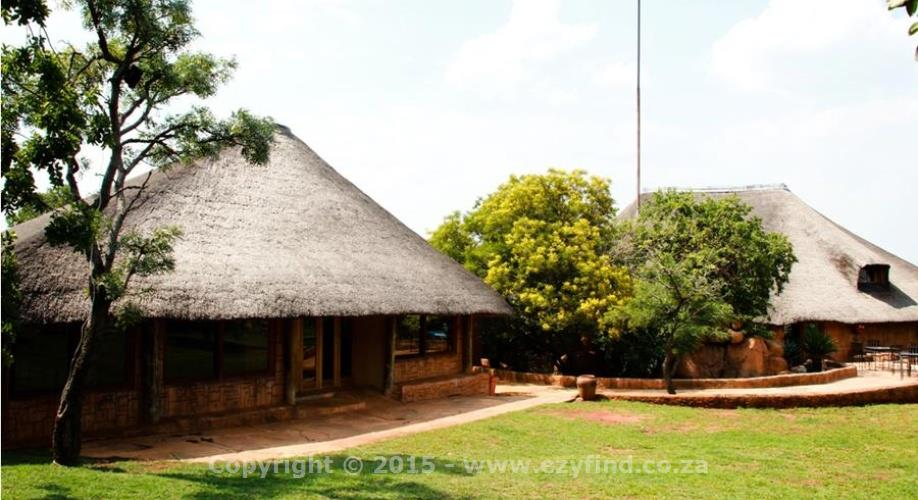 The secluded, tranquil Out of Africa village
