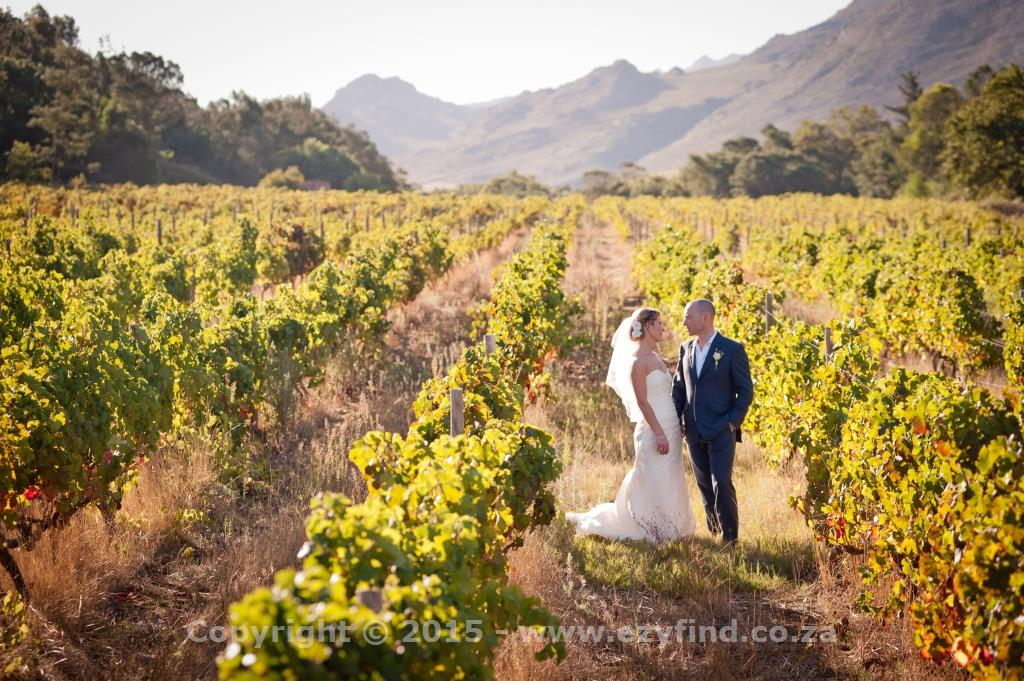 Charming Franschoek Venue