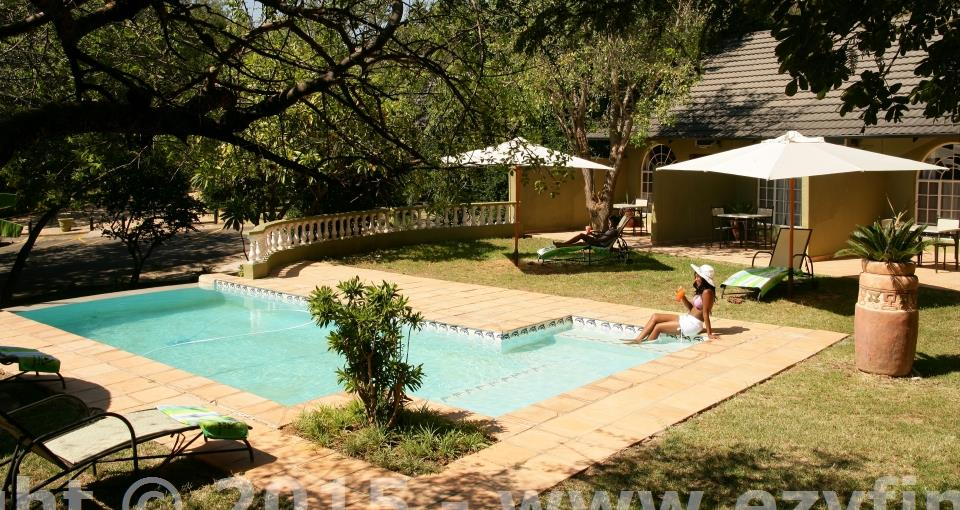 A Village Style Lodge for the perfect bushveld wedding
