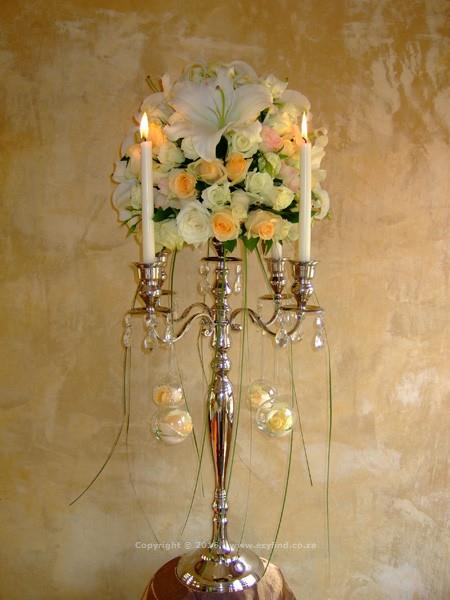 Creative Flower arrangements