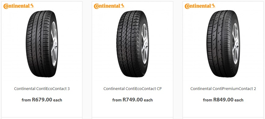 TYRES AND MORE (CONTINENTAL)