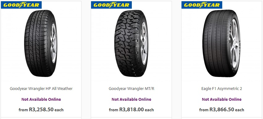 TYRES AND MORE (GOODYEAR)
