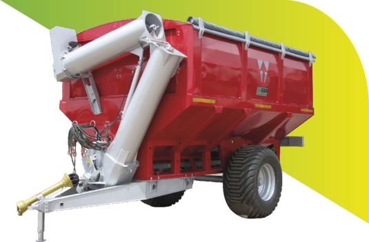 Tapkarre offer the farmer an affordable grain handling solution